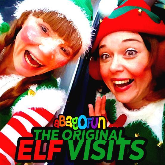 The Original Elf Visits